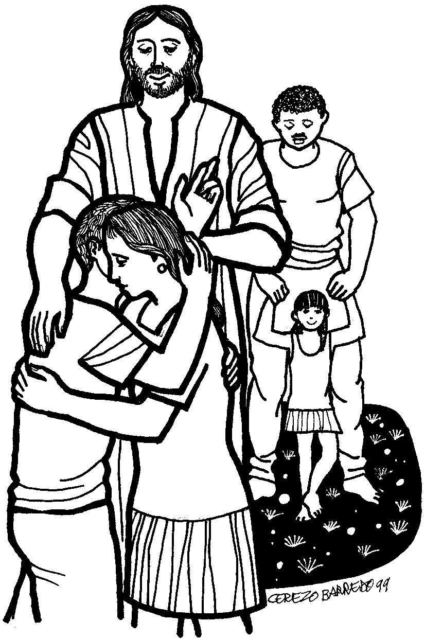 Sabores de Dios: Jesús, las mujeres y los niños