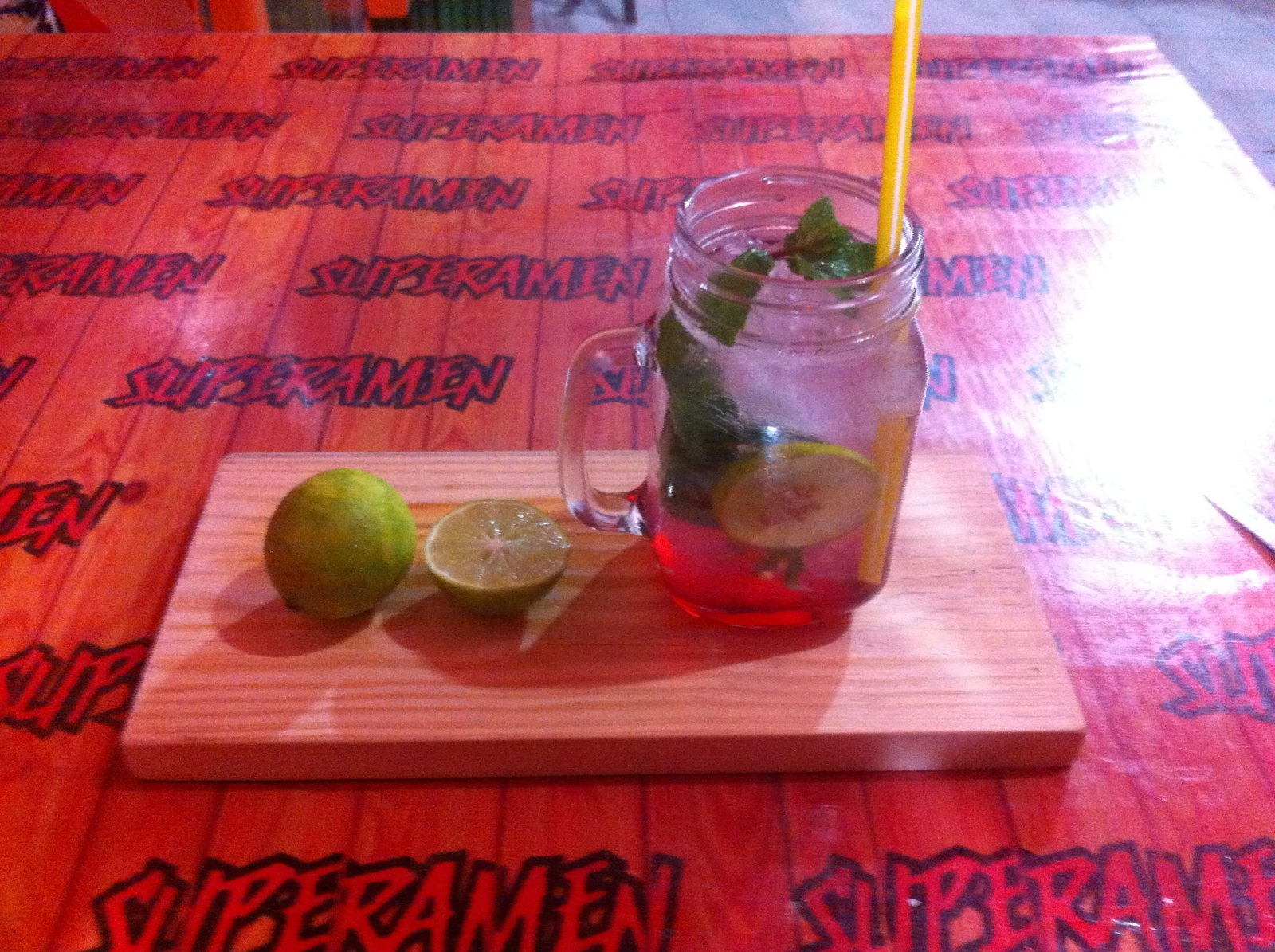 Virgin Mojitos - SupeRamen