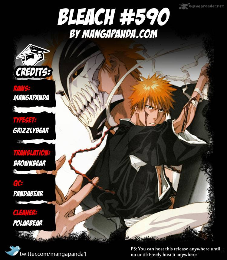 Bleach Ch 590: Marching Out the ZOMBIES