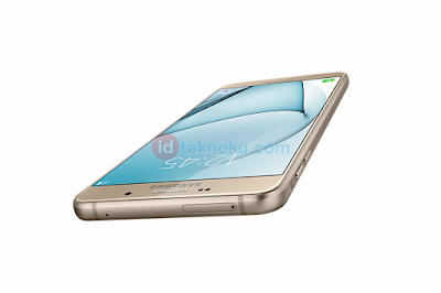 REVIEW : Samsung Galaxy A9 Pro, Smartphone Bongsor Performa Lebih Maksimal