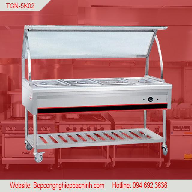 Bàn hâm nóng thức ăn TGN-5K02