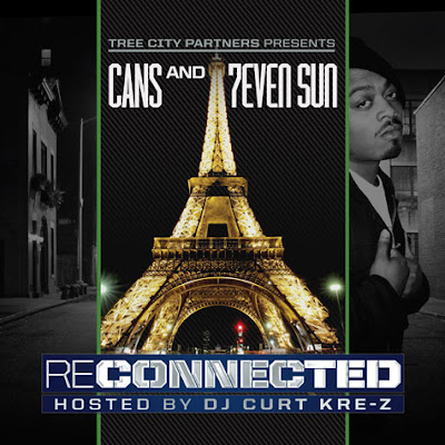 Cans & 7even Sun – Reconnected [MIXTAPE]