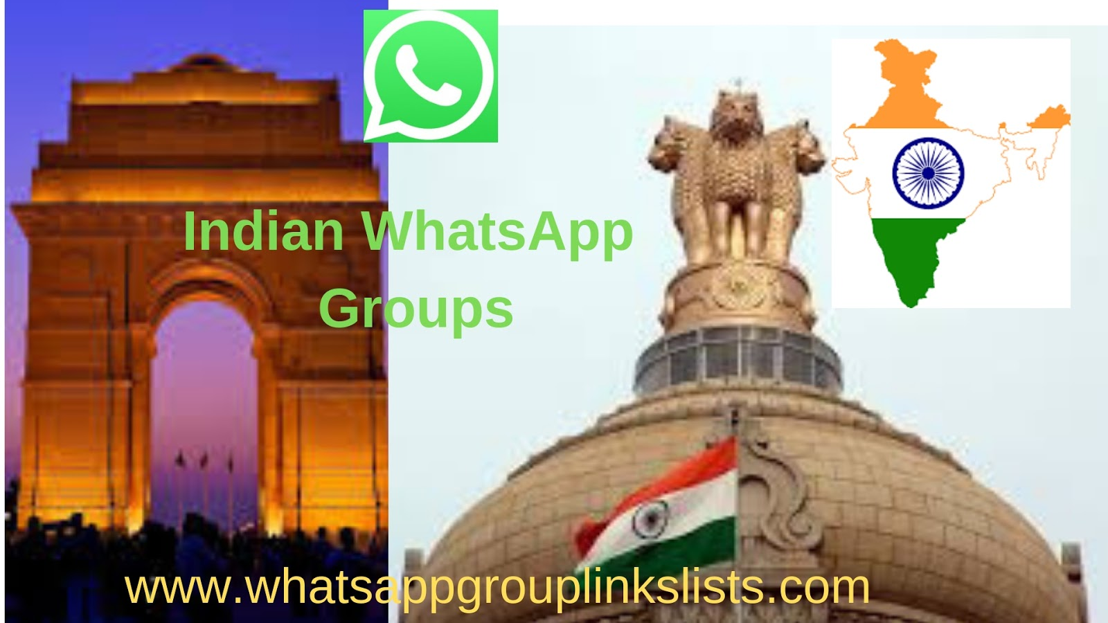 Join Indian WhatsApp Group Links List