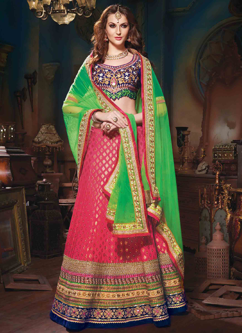 Wholesale Bridal Lehengas Online Shopping Surat