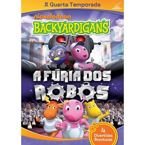 backyardigans clube da aventura dublado
