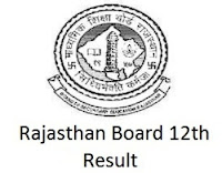 RBSE 12th Result