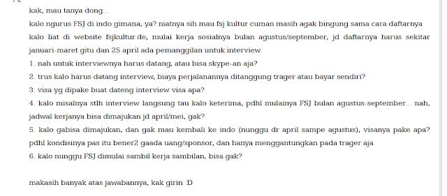 Melamar Fsjbfd Dari Indonesia German Culture Blog