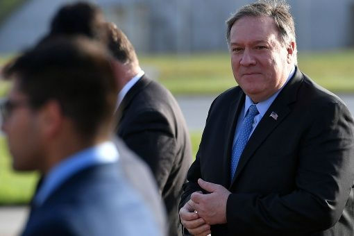 Departamento de Estado de EE.UU. confirma visita de Pompeo a Rusia