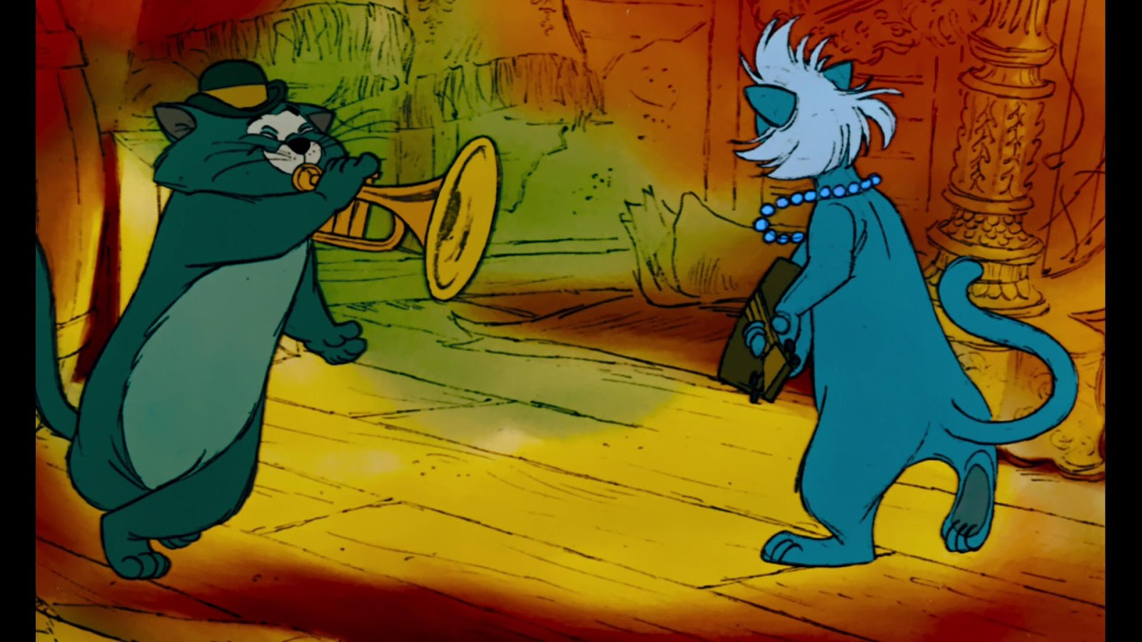 Thoughts On The Aristocats Where Music Takes You