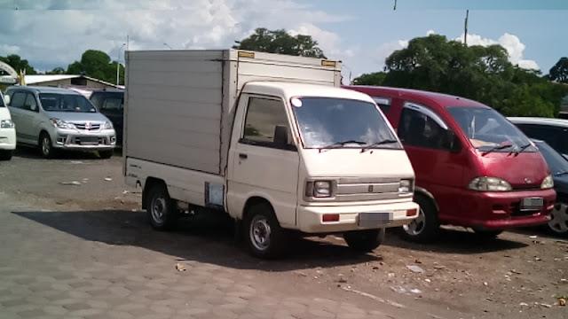 Sejarah Perjalanan Suzuki Carry Extra 1000 box ST100 di Indonesia
