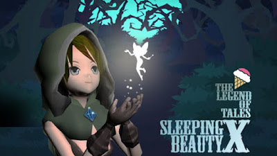 Download Game Android Gratis Sleeping beauty X: Legend Tales apk + obb