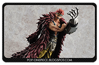 Eustass 'Captain' Kid - P.O.P Limited Edition