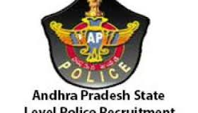 State Level Police Recruitment Board, Andhra Pradesh Recruitment 2016