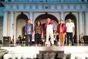 Dispora DKI Buka Asian Games Sport Festival di Kota Tua Jakarta