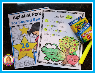 https://www.teacherspayteachers.com/Product/Alphabet-Poems-for-Shared-Reading-26-Poems-2494257