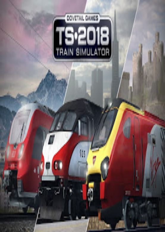 Download train simulator 2018 game for PC
