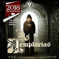Encontro Anual Templarias 2018