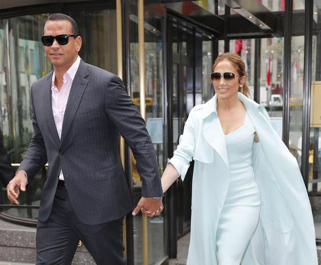 Jennifer Lopez Hired Private Investigator to Tail Alex Rodriguez, He found out and they had a huge fight