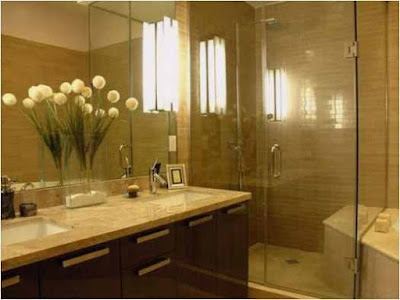 Decorating Ideas For Bathroom With Yellow Walls