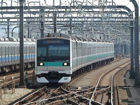 【【1本だけ!】E233系2000番台の急行 成城学園前行き