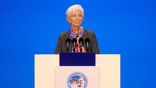 """Directora del FMI: """"China ha cambiado la economía global"""""""