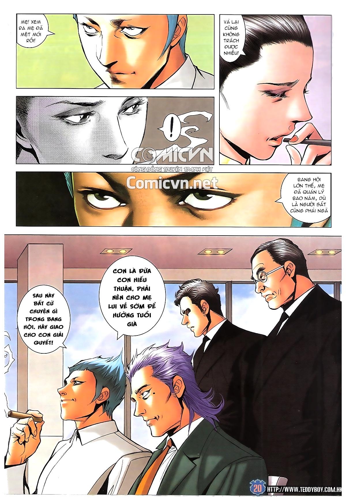 Người Trong Giang Hồ - Chapter 1617: Bức Cung - Pic 17