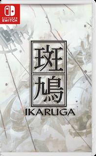 Ikaruga - Ikaruga Switch NSP