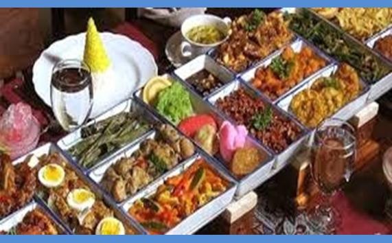 Sejarah Asal-Usul Munculnya Istilah Prasmanan Dalam Penyajian Makanan