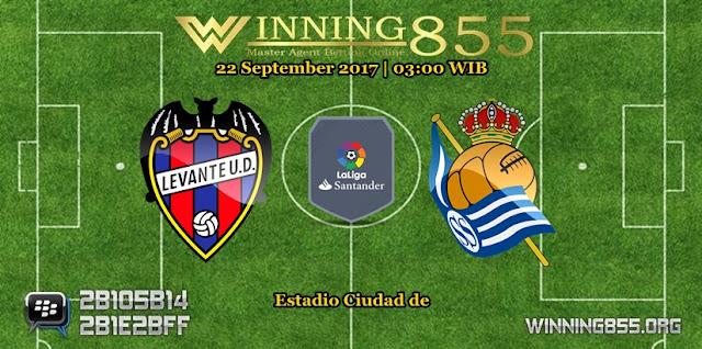 Prediksi Skor Levante vs Real Sociedad