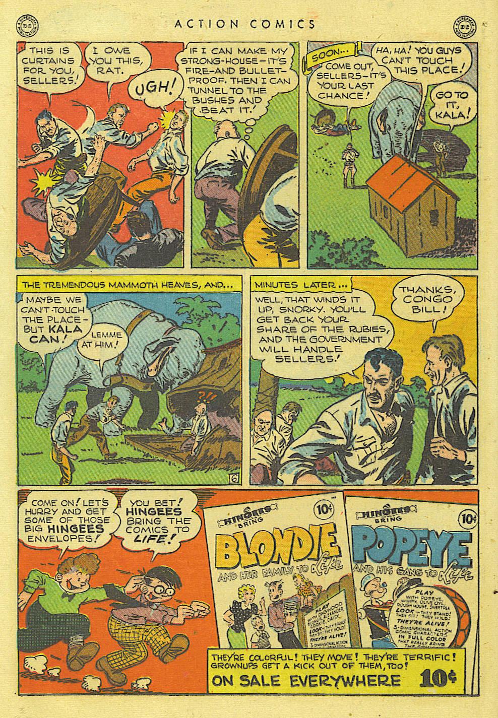 Action Comics (1938) 89 Page 21