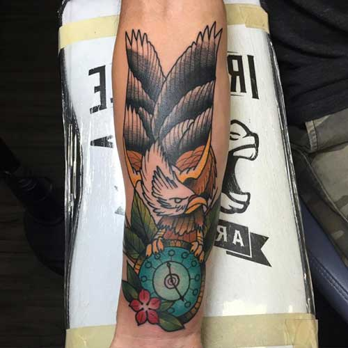 kartal tattoo design