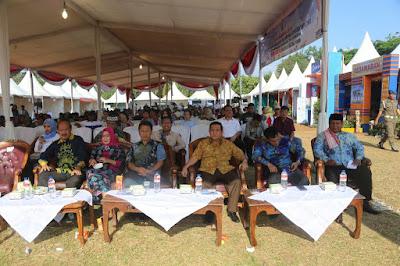 Gerakan Lampung Menabung dan Lampung Ekonomi Expo Berjalan Sukses