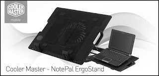 Laptop Fan Stand