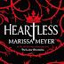 Jön magyarul Marissa Meyer Heartlesse - itt a hivatalos magyar fülszöveg!