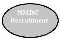nmdc recruitment 2018 - www.nmdc.co.in