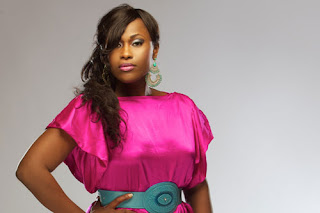Actress uche jumbo clap back at a fan who ask her to go learn from her mama how to respect a man