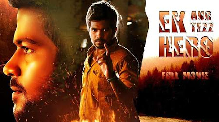 Poster Of Ek Aur Tezz Hero In Hindi Dubbed 300MB Compressed Small Size Pc Movie Free Download Only At worldfree4u.com