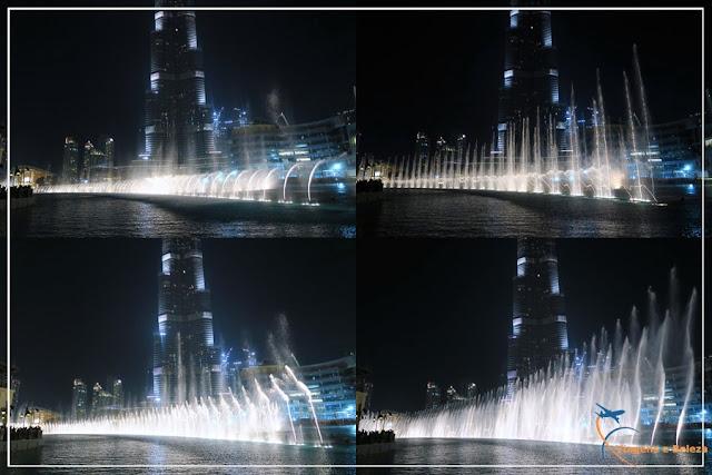 Dubai Fountain ou Fonte de Dubai