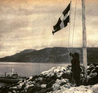 Η κυρά της Ρω ύψωνε επί 39 χρόνια, κάθε μέρα, την ελληνική σημαία