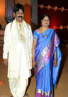 Producer Giri Daughter Wedding Stills _15_