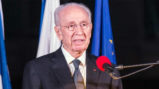 Shimon Peres Tokoh Keji yang Bertanggung Jawab Pertumpahan Darah di Pales
