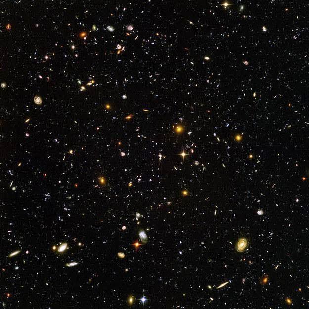 galaxy terdiri dari jutaan bintang