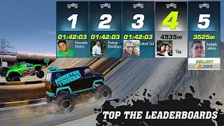 Game Monster Truck Racing Apk