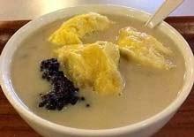 Resep Es Kolak Durian Ketan Item Spesial Segar