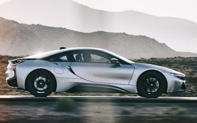 BMW i8 2018 Coupé