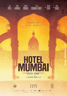 Hotel Mumbai First Look Poster 1