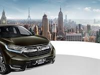 Harga & Kredit Mobil Honda CR-V di Jakarta