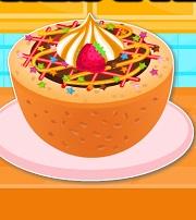 لعبة طبخ حلوى لذيذة