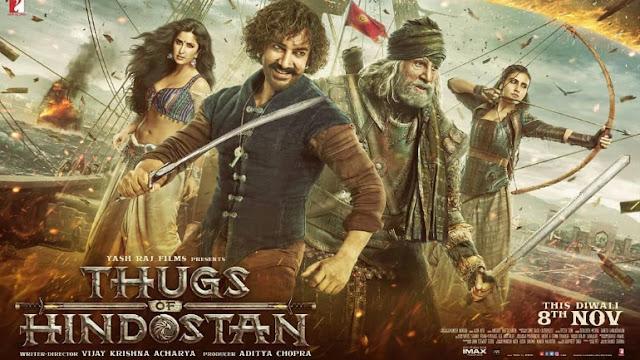 35 Rekomendasi Film India Terbaik 2018, dari Thugs of Hindostan sampai Padmaavat