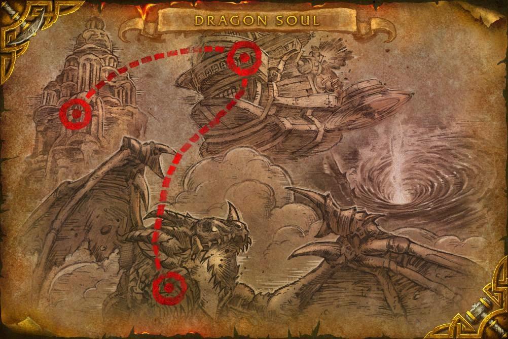 Dragon Soul Raid Location: Master Of World Of Warcraft : Dragon Soul